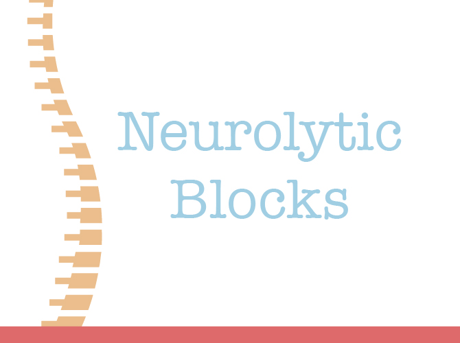 Neurolytic Blocks