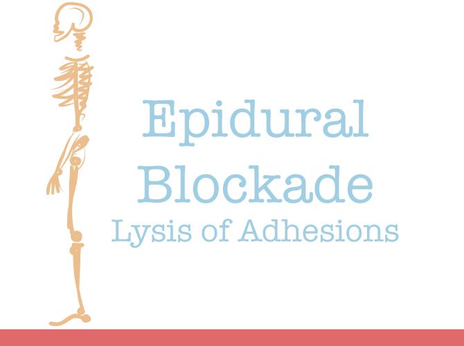 Lysis of Adhesions